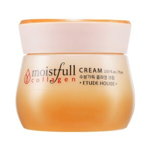 ETUDE HOUSE Moistfull Collagen Cream reviews and user guide