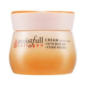 ETUDE HOUSE Moistfull Collagen Cream reviews and user guide