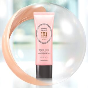 Etude House Precious Mineral BB Cream Moist (Beige) reviews and user guide