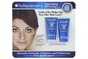 Hydroxatone Anti-Aging BB Cream reviews and user guide