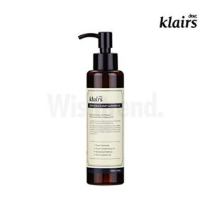 KLAIRS Gentle Black Deep Cleansing Oil reviews and user guide