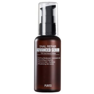 PURITO Snail Repair Advanced Serum reviews and user guide