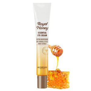 SKIN FOOD Royal Honey Essential Eye Cream reviews and user guide