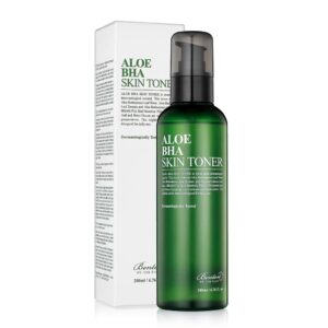 BENTON Aloe BHA Skin Toner reviews and user guide