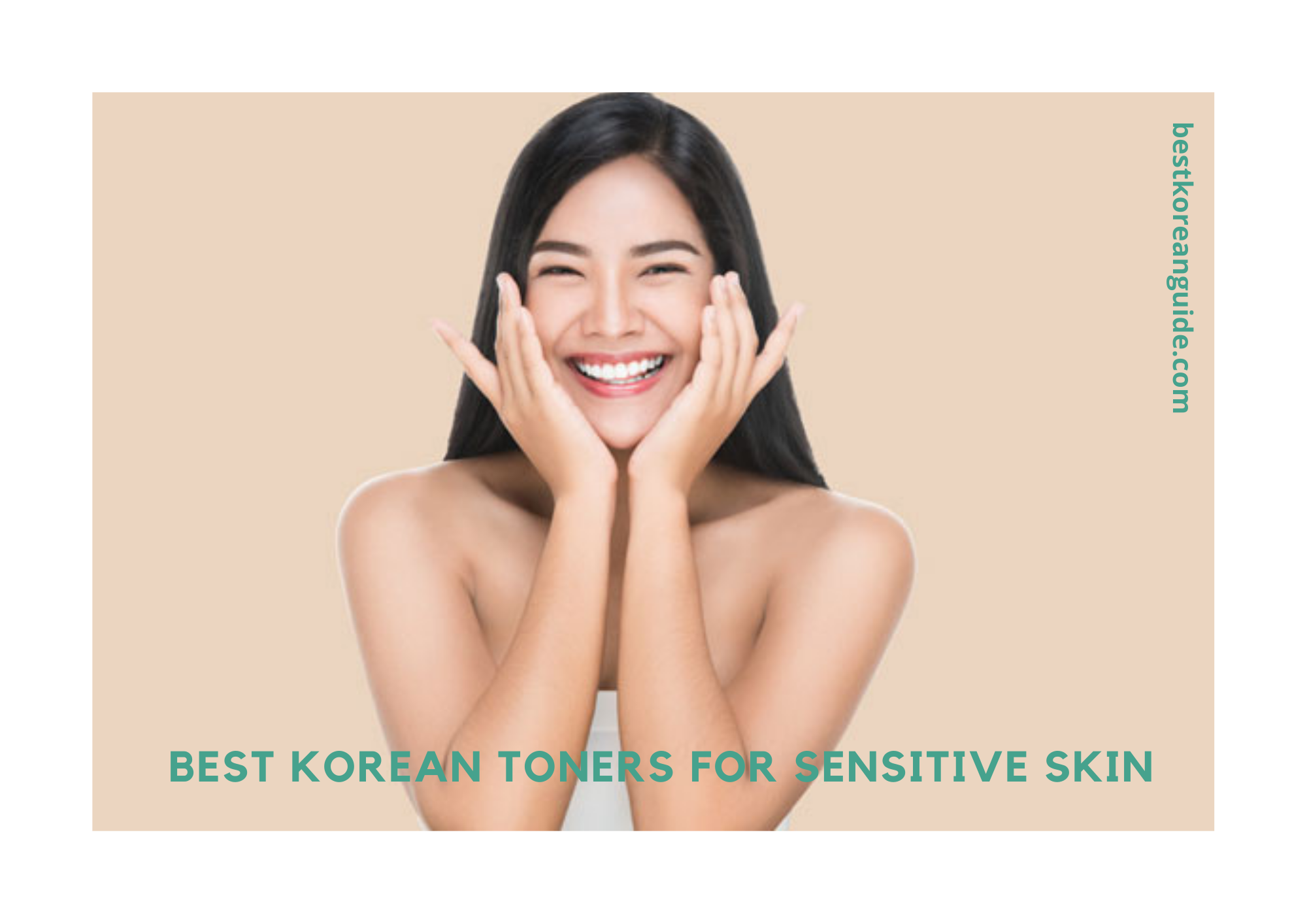 Best Korean Toners for sensitive skin