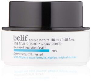 belif The True Cream Aqua Bomb Moisturizer