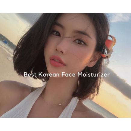 Best Korean Face Moisturizer
