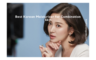 Best Korean Moisturizer for Combination Skin