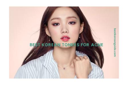 Best Korean Toners for acne