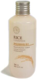 [THEFACESHOP] Rice & Ceramide Moisturizing Facial Toner reviews