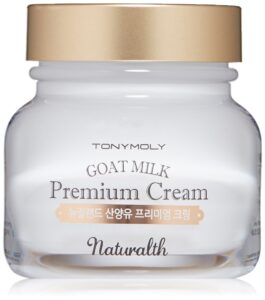 TONYMOLY Goat Milk Premium Cream reviews