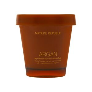 Nature Republic Argan Essential Deep Care Hair Pack reviews