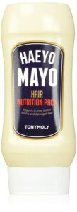 TONYMOLY Haeyo Mayo Hair Nutrition Pack reviews