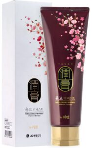 LG Reen Yungo Hair Cleansing Treatment Shampoo reviews