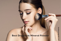 Best Drugstore Mineral Powder
