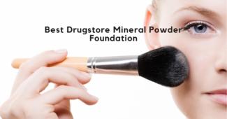 Best Drugstore Mineral Powder Foundation