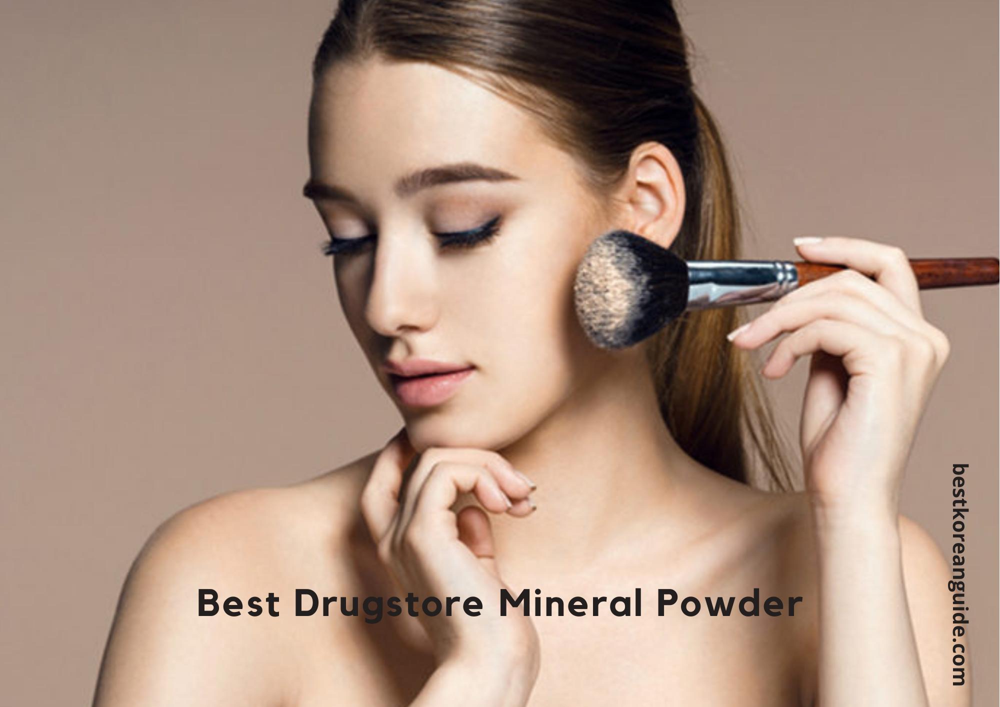 Best Drugstore Mineral Powder
