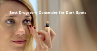 Best Drugstore Concealer for Dark Spots