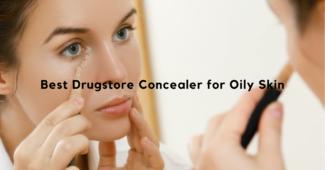 Best Drugstore Concealer for Oily Skin