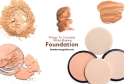 Things To Consider While Buying Foundation