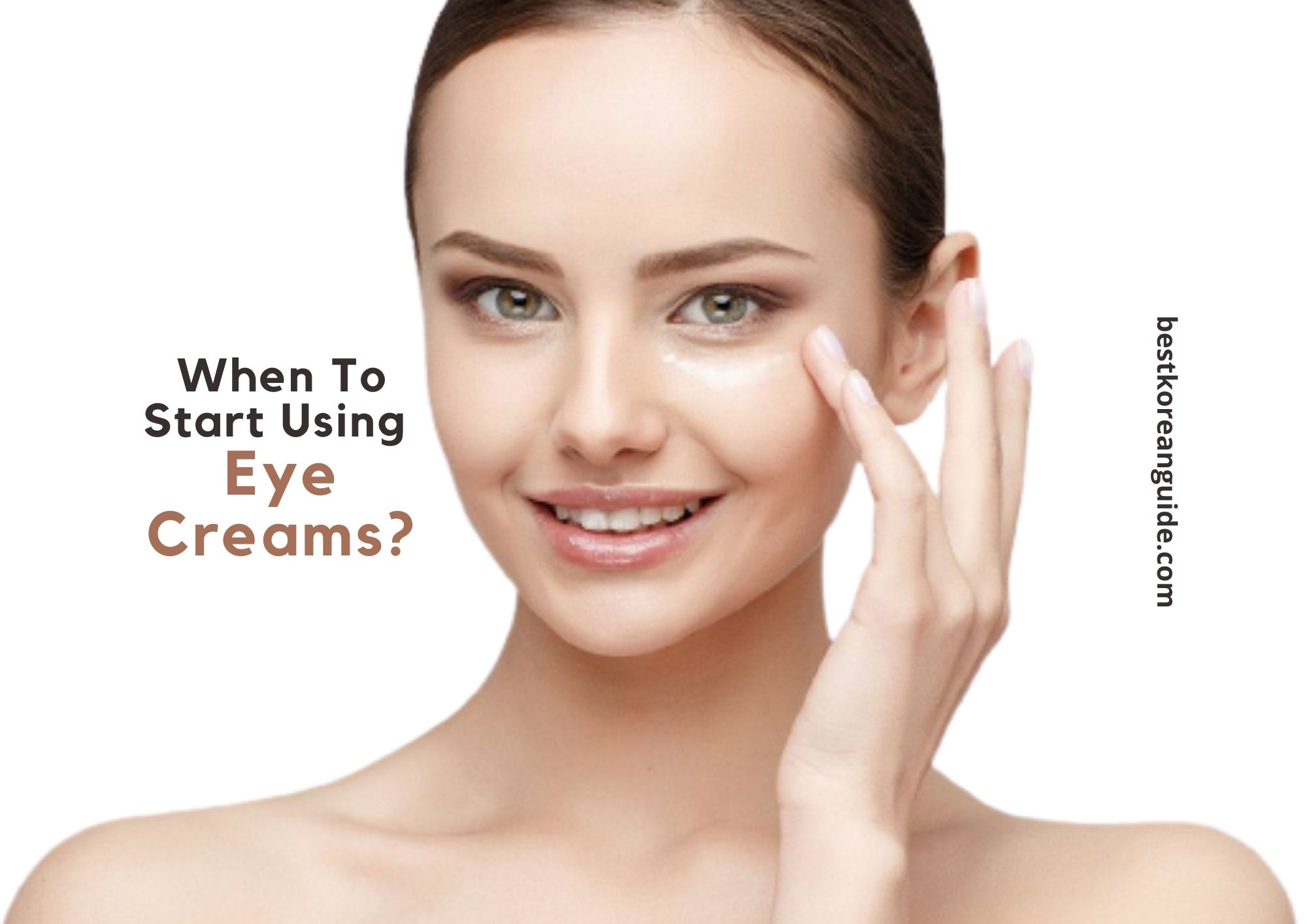When To Start Using Eye Creams