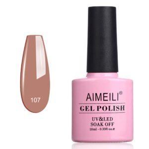 AIMEILI Soak Off UV LED Gel Nail Polish