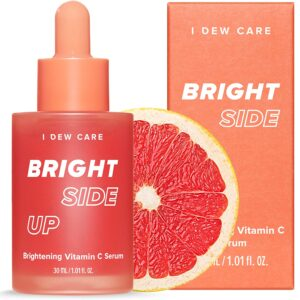 I DEW CARE Bright Side Up Brightening Vitamin C Serum